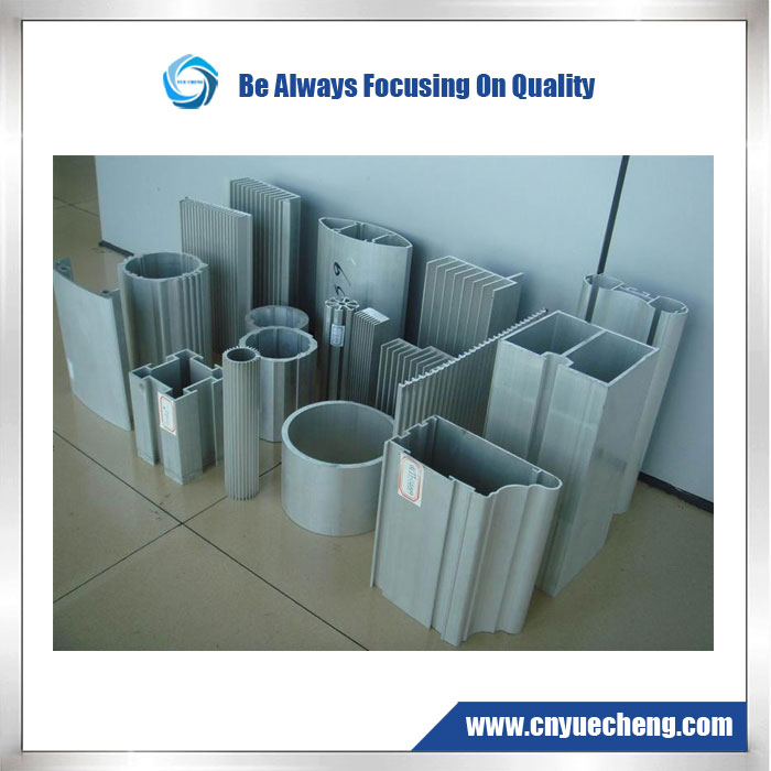 Aluminum Extrusion Profile with various shapes