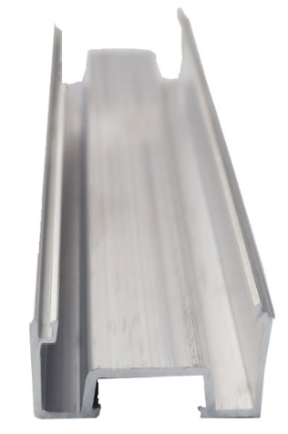 Aluminum Extrusion Profile for Popular Aluminum Fence Tube